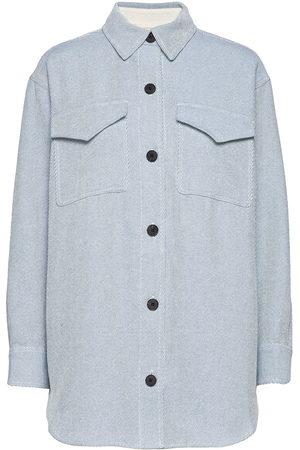 Designers Remix Palermo Shirt Coat Sommarjacka Tunn Jacka
