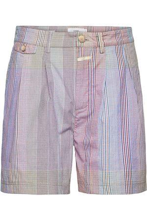 Closed Man Shorts - Mens Shorts Shorts Casual Multi/mönstrad