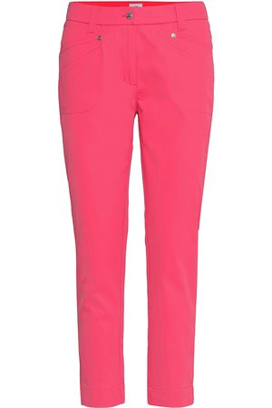 Daily Sports Kvinna Byxor - Lyric High Water 94 Cm Sport Pants Rosa
