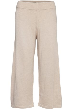 Lounge Nine Lnmallory Knit Pants Vida Byxor Rosa