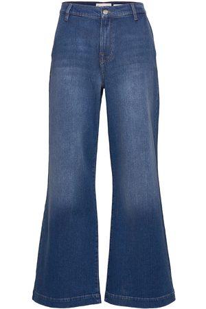 Tomorrow Kersee Hw French Wash Bilbao Jeans Utsvängda