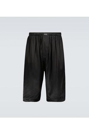 Balenciaga Man Pyjamas - Pajama shorts