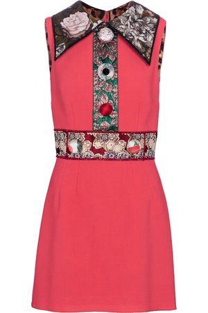 Dolce & Gabbana Wool-blend minidress