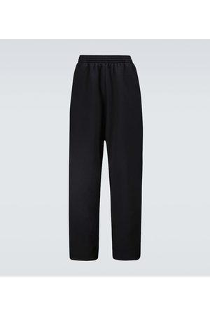 Balenciaga Man Joggingbyxor - Baggy sweatpants