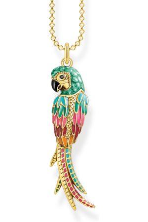 Thomas Sabo Halsband papegoja guld