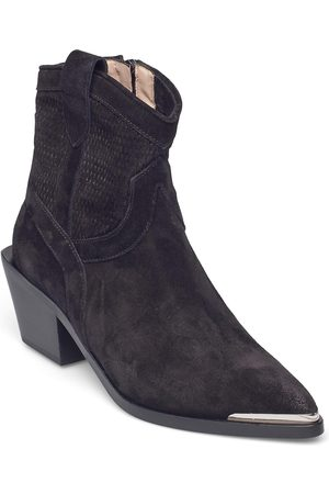Laura Bellariva Ankle Boots Shoes Boots Ankle Boots Ankle Boot - Heel