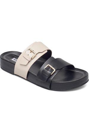 Dune Kvinna Sandaler - Loren Shoes Summer Shoes Flat Sandals
