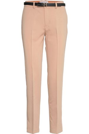 MANGO Boreal Trousers Capri Trousers