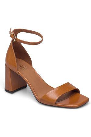 Billi Bi Kvinna Sandaler - Sandals 2615 Sandal Med Klack Brun