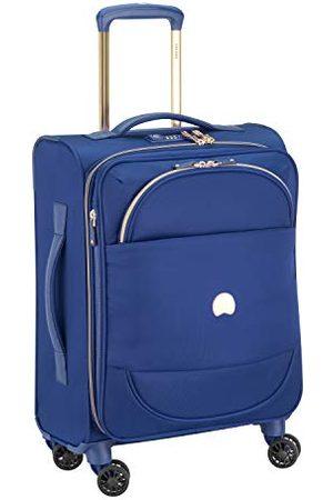 Delsey MONTROUGE resväska, 55 cm, 35,6 liter, (Bleu)
