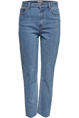 ONLY Kvinna Straight - Jeans 'EMILY
