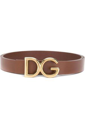 Dolce & Gabbana Skärp med logotypplakett
