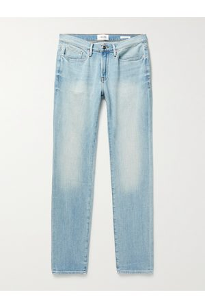 Frame Man Skinny - L'Homme Skinny-Fit Stretch-Denim Jeans