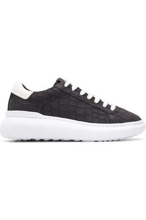 HIDE&JACK Sneakers - Låga sneakers med krokodileffekt