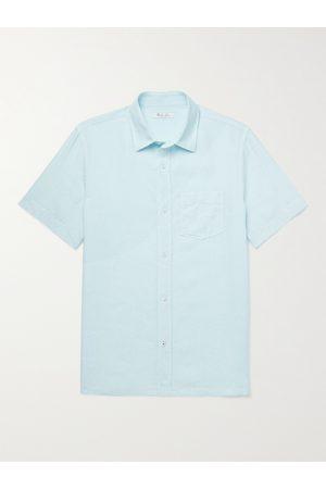 Loro Piana Man Casual - Linen Shirt