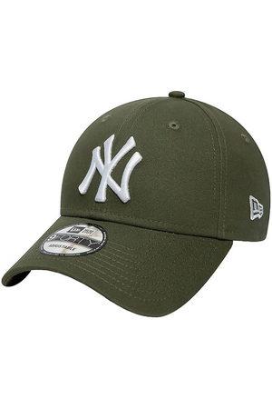 New Era Kepsar - Keps - 940 - New York Yankees - Militärgrön