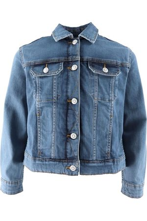 Zadig & Voltaire Jeansjacka - Young Free - Denim Blue