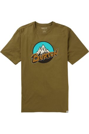 Burton Retro Mountain kortärmad t-shirt, Martini Olive