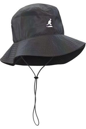 Kangol Kg Iridescent Jungle Hat Accessories Headwear Bucket Hats Svart
