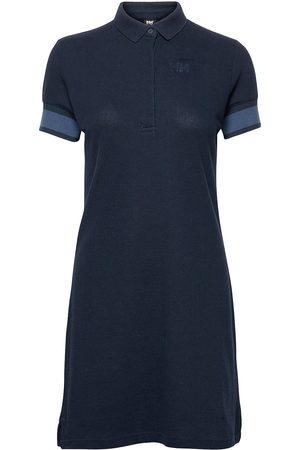 Helly Hansen Kvinna Klänningar - W Thalia Pique Dress Dresses T-shirt Dresses