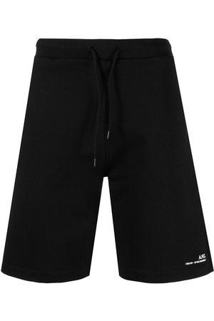 A.P.C. Item shorts med dragsko i midjan