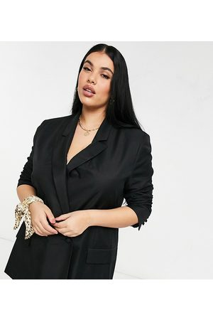 ASOS ASOS DESIGN Curve – Perfect – blazer
