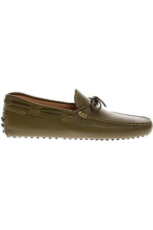 Tod's Man Loafers - Gomini Lacetto - Moccasins with decorative laces