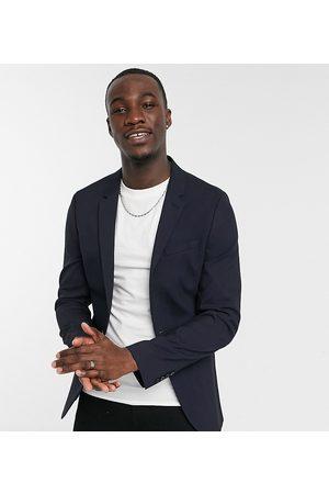 ASOS – Tall – Marinblå, skinny kostymjacka