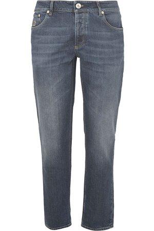 Brunello Cucinelli Man Straight - Jeans