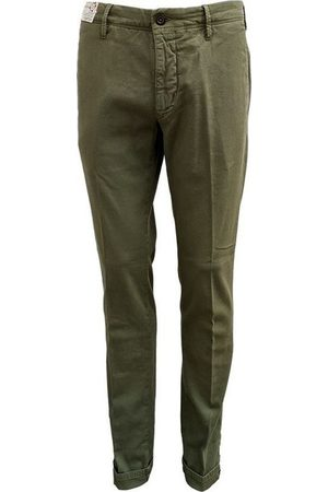Incotex Elastic Slacks Trousers