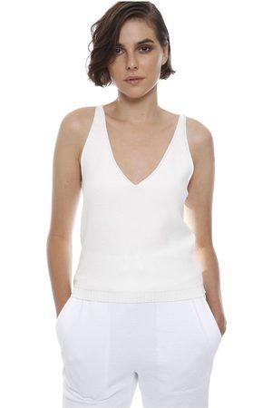 ELEVENTY Kvinna T-shirts - Canotta