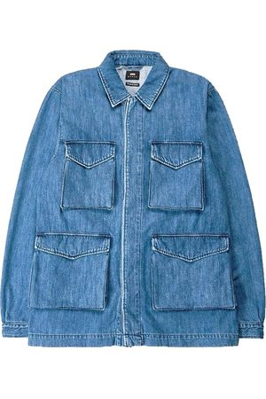 Edwin Man Jeansjackor - Jacket