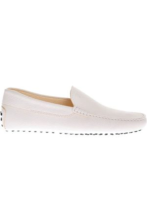 Tod's Man Loafers - Gomini Pantofola - Smooth and very flexible moccasins
