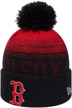 New Era Mössa - Stickad - Boston Red Sox - Marinblå/