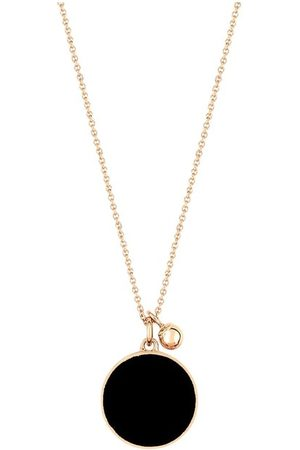 GINETTE NY Ever Onyx Necklace