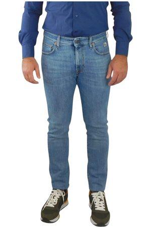 ROŸ ROGER'S Man Skinny - 317 Denim Stretch Skinny Jeans