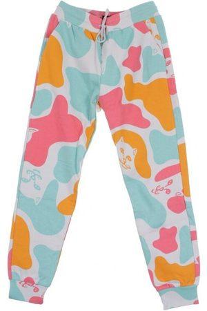 Rip N Dip Man Joggingbyxor - Long Oversize Camo Sweatpants