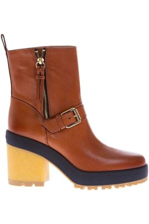 Hogan Crepe sole and heel ankle boot
