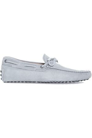 Tod's Moccasins with laces and spikes