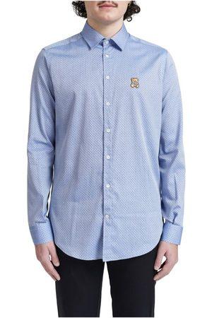 Moschino Man Långärmade skjortor - Camisa