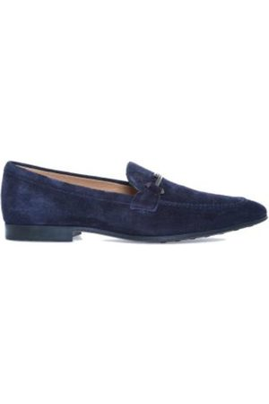 Tod's Man Loafers - Doppia T - Moccasins