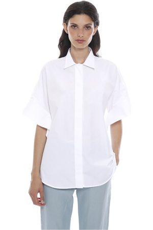 ELEVENTY Kvinna T-shirts - Camicia
