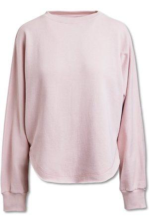 Rabens Saloner Logo Back Curved Sweatshirt