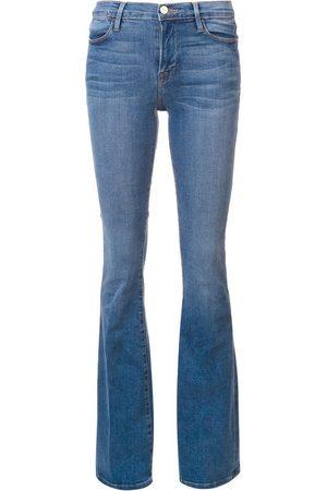 Frame Kvinna Byxor - Flair Fit Trousers