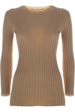 Helmut Lang Kvinna Stickade tröjor - Sweater