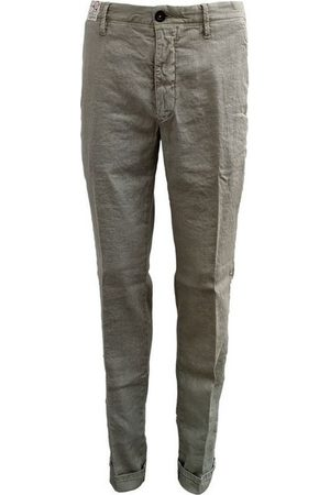 Incotex Man Chinos - Slacks Linen Trousers