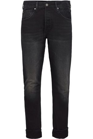 Pepe Jeans Man Straight - Callen Crop Jeans Comfort Fit Svart