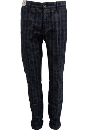 Incotex Check Slacks Trousers