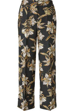 Dorothee Schumacher Floral Culotte Pants
