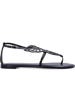 SOPHIA WEBSTER Kvinna Sandaler - Butterfly sandals